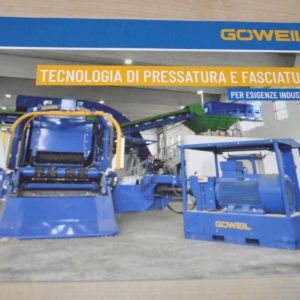 Goweil Technology of crushing and pressing of garbage Brochure Prospekt