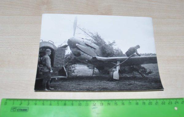 Lagg-3 military aircraft Soviet Army USSR Photo