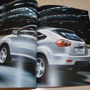 BYD Auto Magazine Cars Bus Chinese Brochure Prospekt