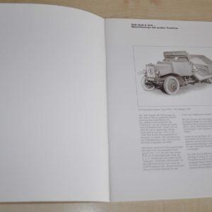 OAF Graf & Stift MAN Truck Brochure Prospekt