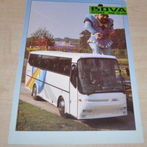 Bova Futura Bus Brochure Prospekt