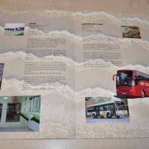 Berkhof Bus Model Range Brochure Prospekt