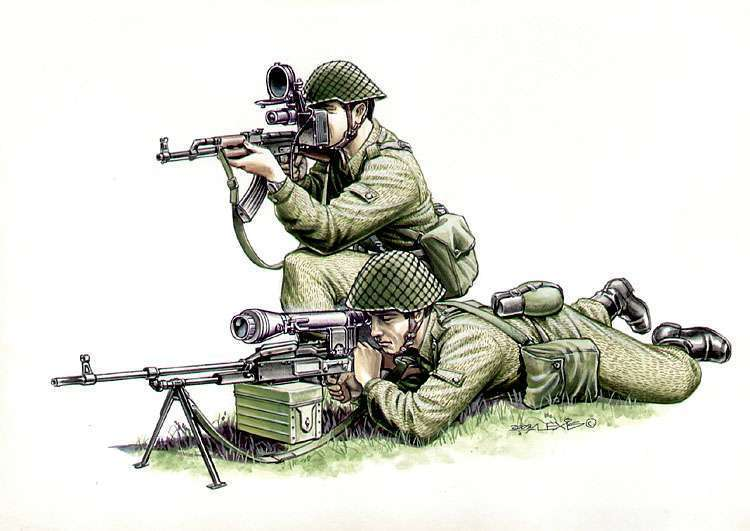 кухонь военные рисунки снайпер статье проводится