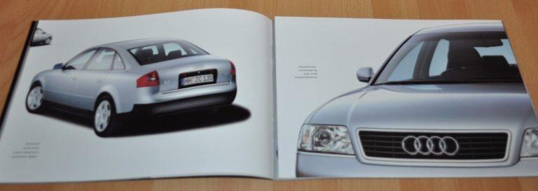 Bestseller  Audi A6 Manual Russian