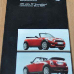 mini clubman 2011 brochure