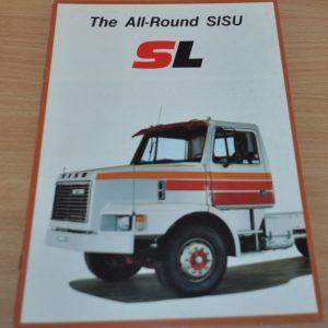 Sisu Truck Bus Brochure AD Archives - AUTO BROCHURE