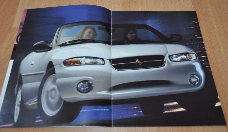 Variant Prospekt 1996 5//96 brochure broszura catalogue 1 VW Passat Pacific Lim